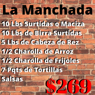 La Manchada 50 People - Carnitas Uruapan
