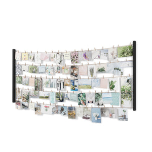 Hangit Large photo display Umbra - Sort