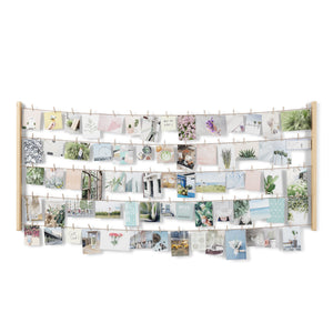 Hangit Large photo display Umbra - Natur