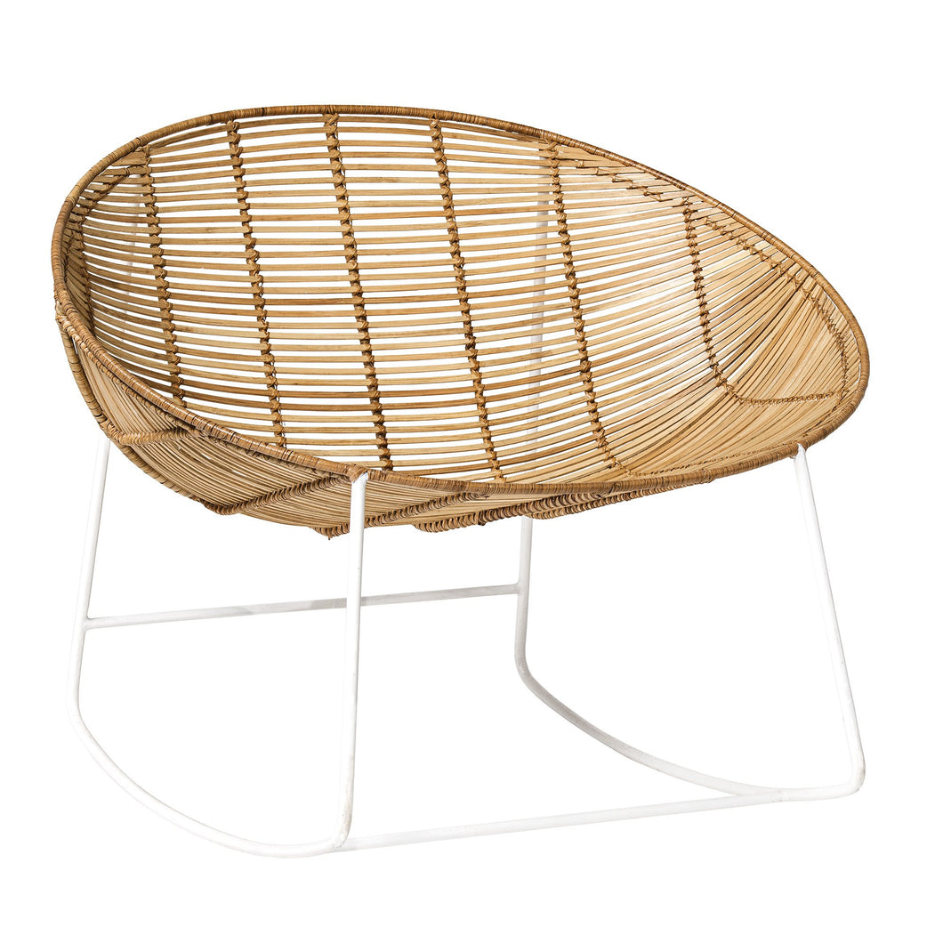 Orinoco Rocking Chair, Natur, Rattan