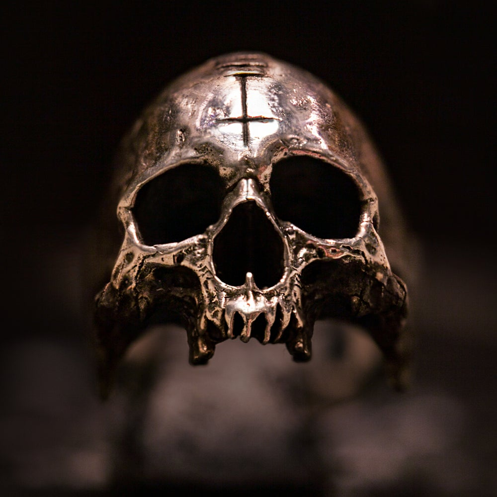 Witch Doctor Skullring