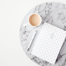 Load image into Gallery viewer, White A5 Journal & Pen Set - A Gift From The Gods