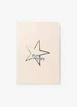 Load image into Gallery viewer, Dream Odyssey Star Beige A6 Notebook