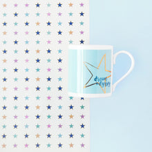 Load image into Gallery viewer, Dream Odyssey Star Aqua Mug