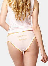 Load image into Gallery viewer, A Gift From The Gods Set of 3 Embroidered Knickers