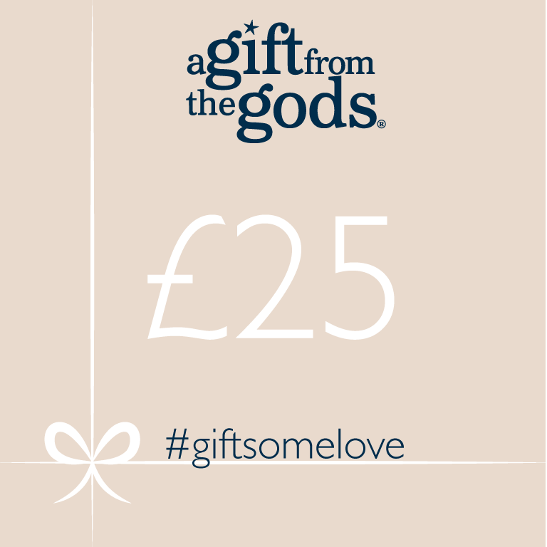 A Gift From The Gods Gift Card £25
