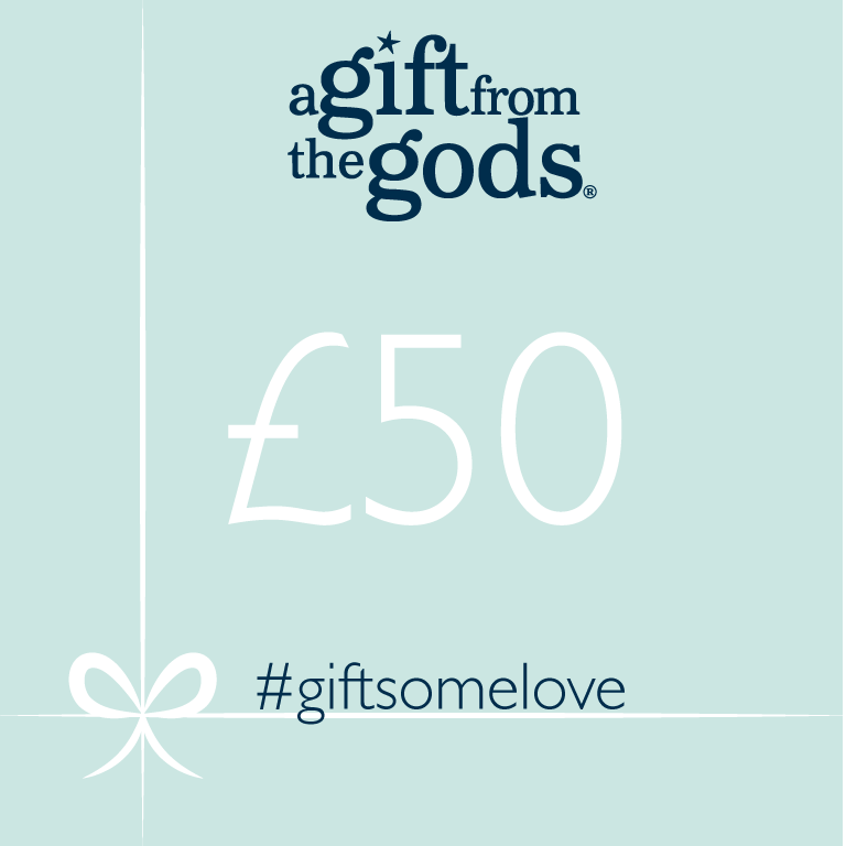 A Gift From The Gods Gift Card £50