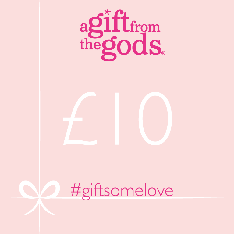 A Gift From The Gods Gift Card £10