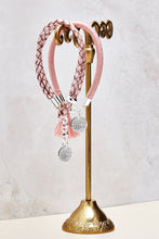 Load image into Gallery viewer, Pink Tassel Bracelet