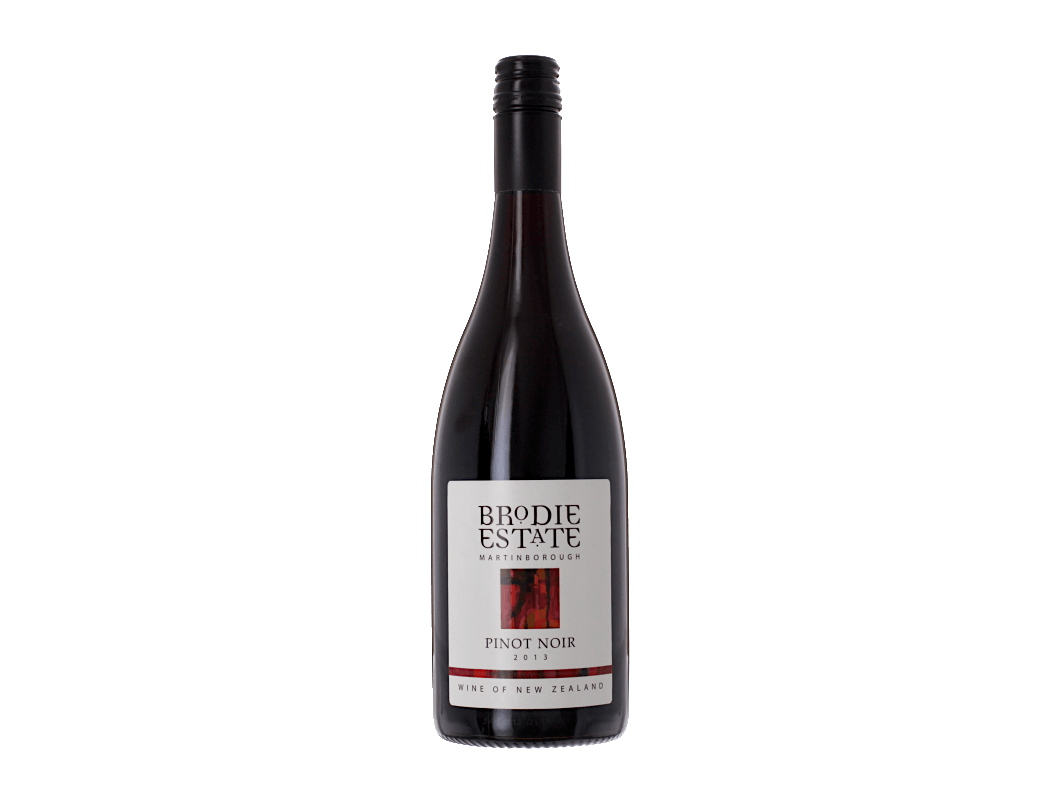 Brodie Estate New Zealand Pinot Noir Red Wine