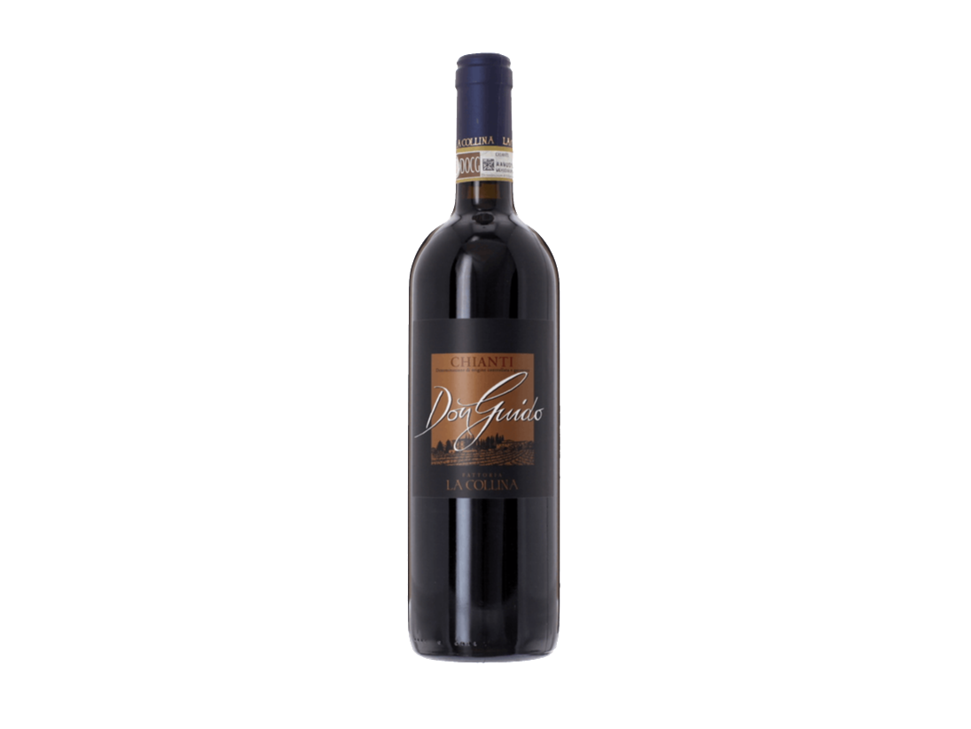 Chianti Don Guido Fattoria La Collina Italian Red Wine