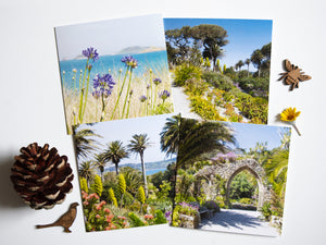 Tresco Greetings Card (Photography by Islander Ellie Tabron)