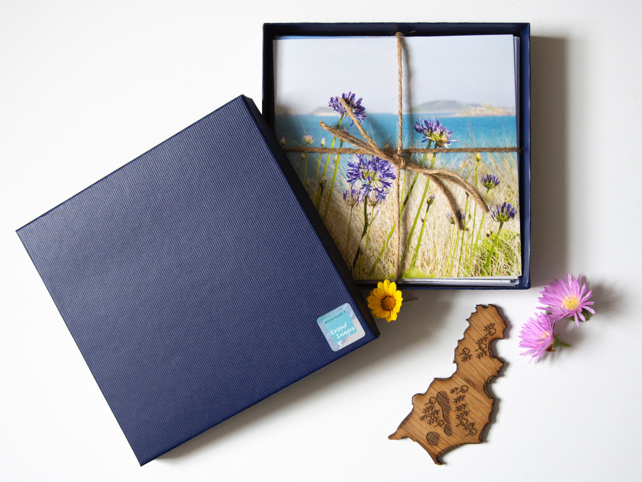 Tresco Greetings Cards Box of 8 (Photography by Islander Ellie Tabron)