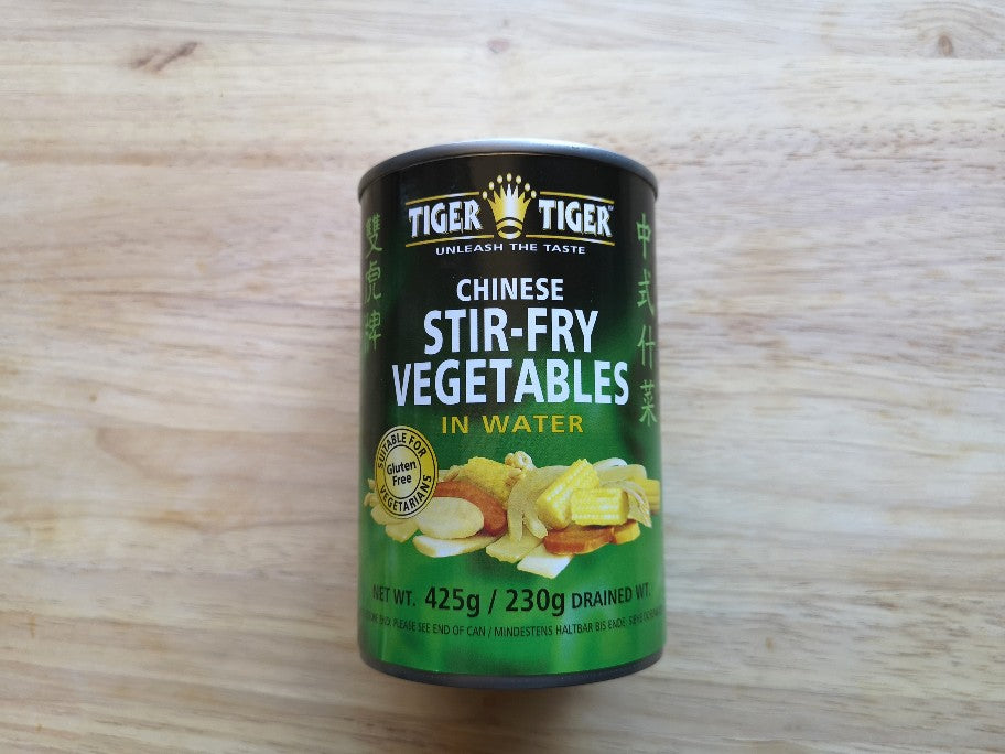 Tiger Tiger Chinese Stirfry Vegetables 425g