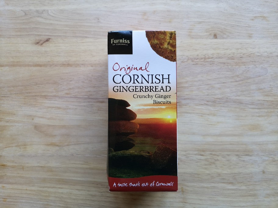 Furniss Cornish Gingerbread Biscuits 200g