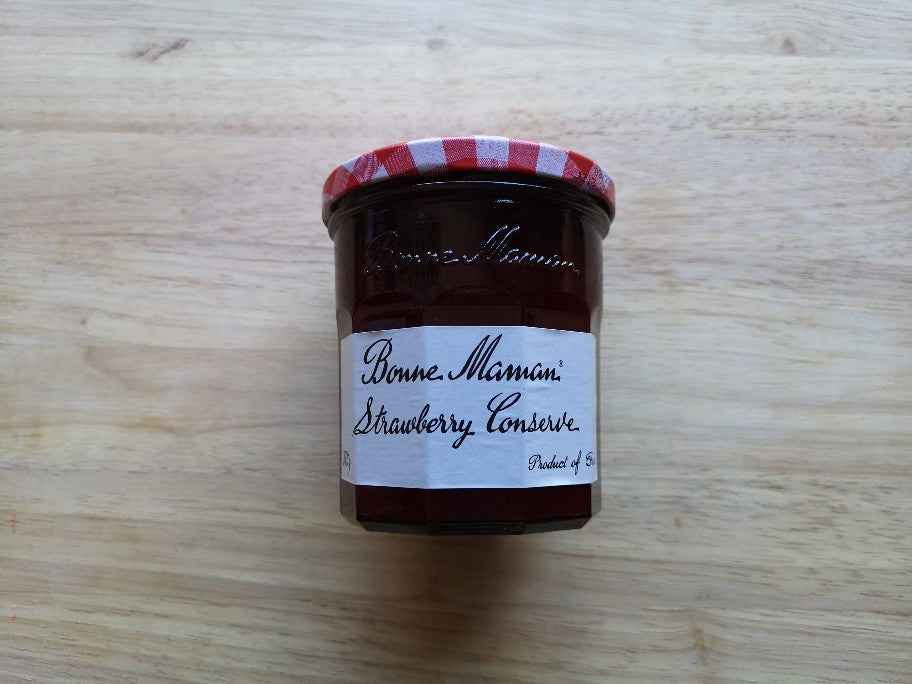 Bonne Maman Strawberry Conserve Jam 370g