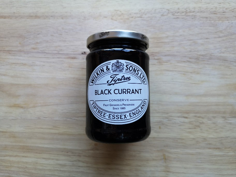Tiptree Blackcurrant Conserve Jam 340g