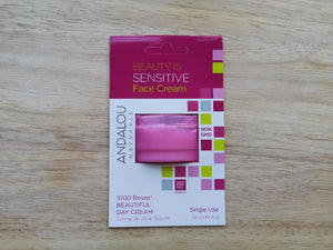Andalou Natural Face Cream