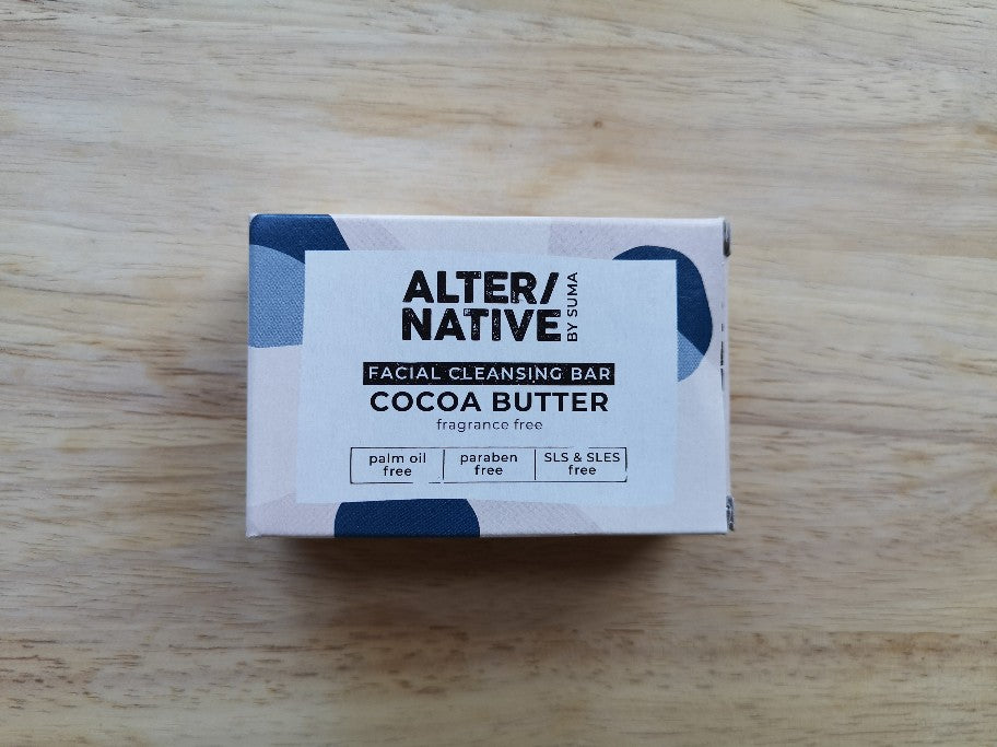 Alternative Facial Cleansing Bar