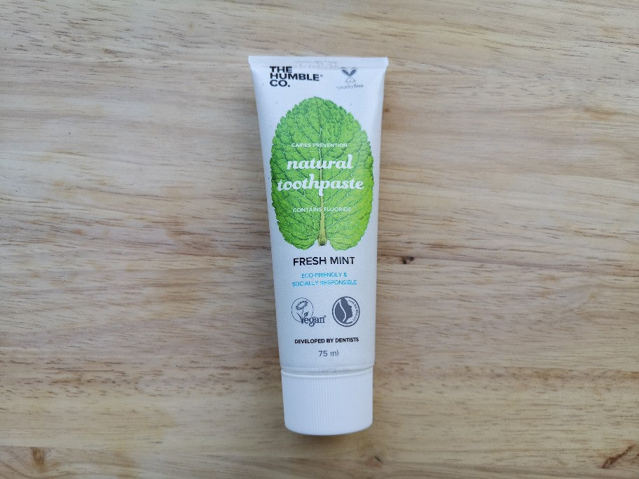 The Humble Co Natural Toothpaste 75ml