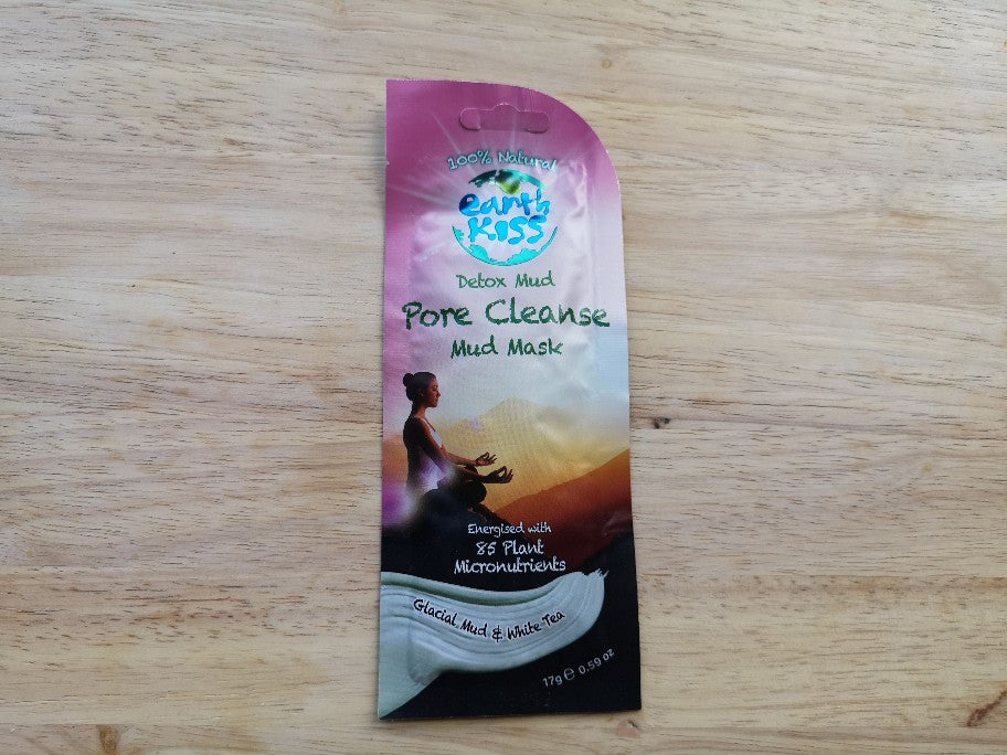 Earth Kiss Detox Mud Face Mask 17g