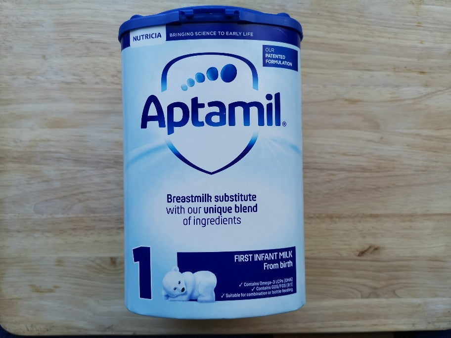 Aptamil First Infant Baby Milk Powder 1