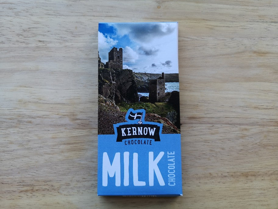 Kernow Milk Chocoate 100g