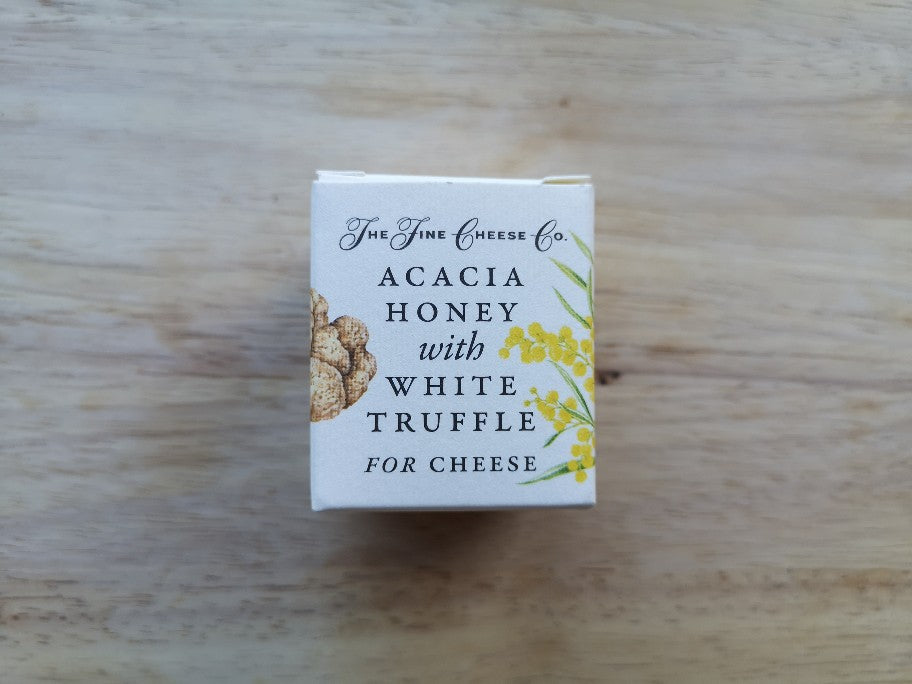 The Fine Cheese Co Acacia Honey with White Truffle for Cheese 50g (Deli)