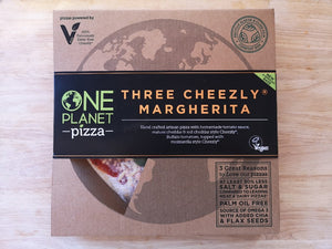 One Planet Vegan Pizzas