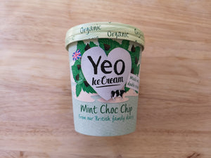 Yeo Valley Organic Ice Cream 500ml
