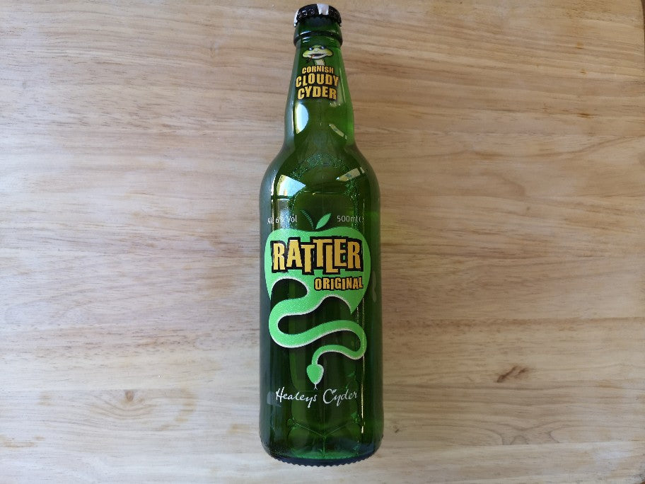 Rattler Original Cornish Cloudy Cyder 500ml