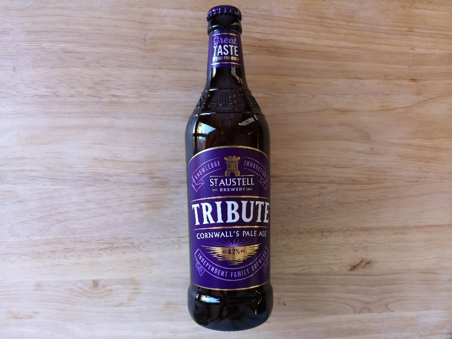 St Austell Brewery Tribute Cornish Pale Ale 500ml