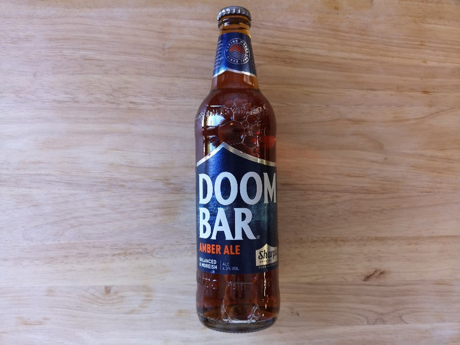 Sharps Doom Bar Cornish Amber Ale 500ml Bottle