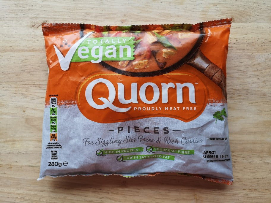 Quorn Meat Free Pieces 280g
