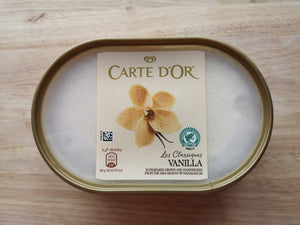 Carte Dor Indulgent Chocolate Ice Cream 1l