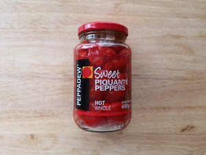 Pepperdew Piquante Peppers 400g