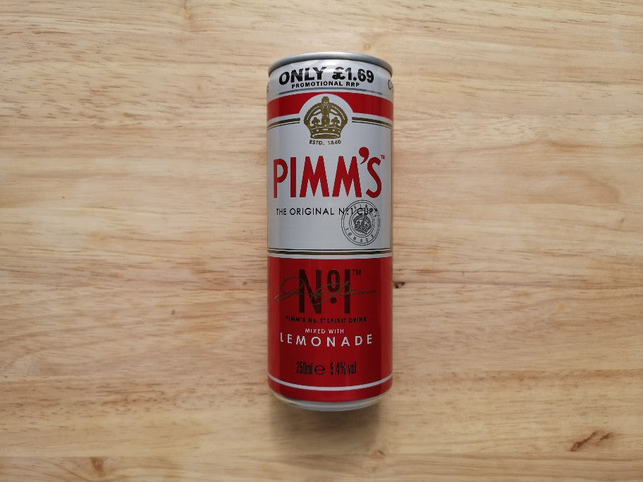 Pimms Pre Mix Can 250ml