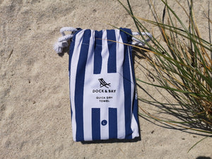 Tresco Island Dock & Bay Quick Dry Beach Swimming Towel