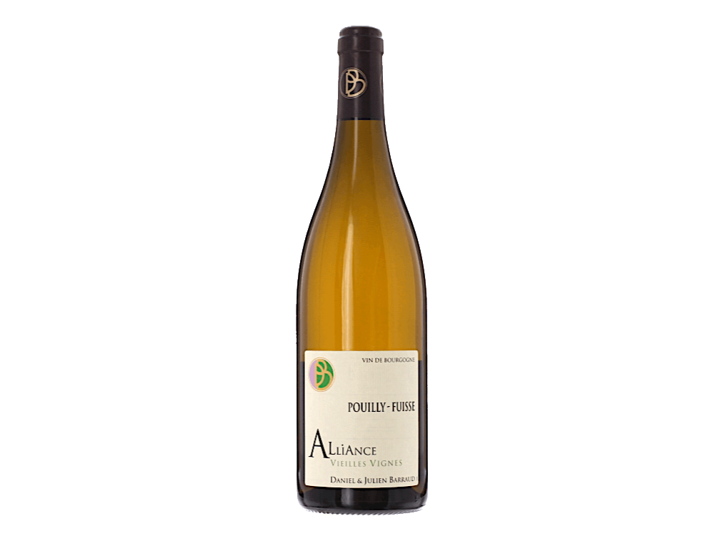 Pouilly Fuisse Alliance Vielles Vignes French White Wine
