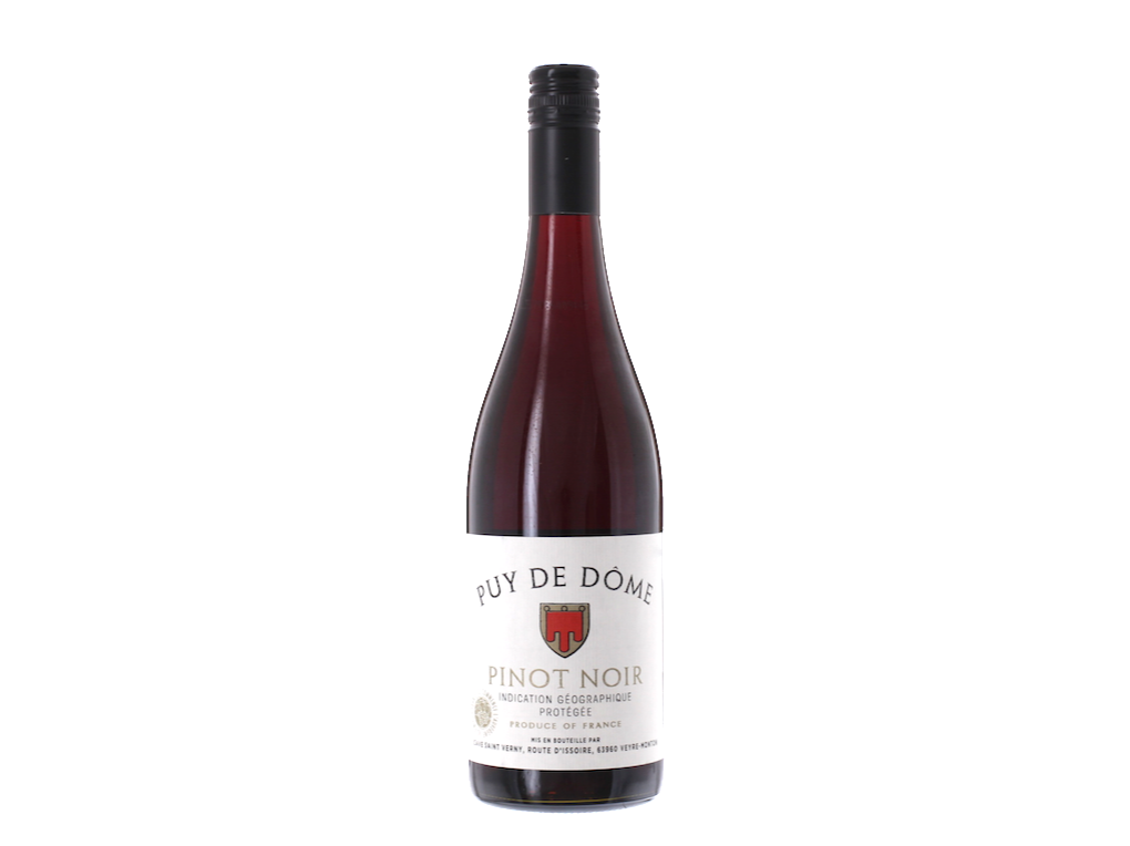 Puy-de-Dome Pinot Noir French Red Wine