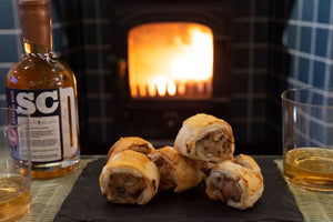Zoe's Local Homemade Mini Sausage Rolls 6 Pack (FROZEN BAKE AT HOME)