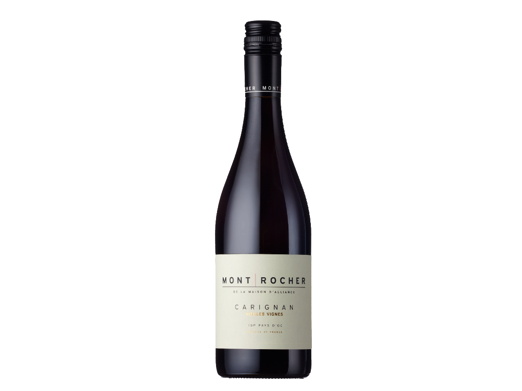 Mont Rocher Carignan Vieilles Vignes French Red Wine