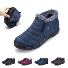 Load image into Gallery viewer, WOMEN'S SOFT SOLE WARM ANKLE BOOTS