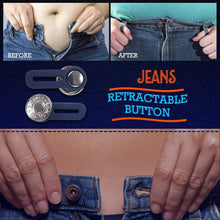 Load image into Gallery viewer, Jeans Extendable Button