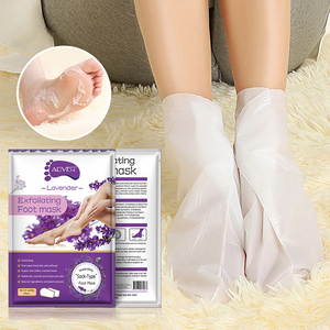 Exfoliating Scrub Pedicure Spa Socks Foot Peel (1 Pairs)