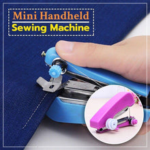 Load image into Gallery viewer, Mini Handheld Sewing Machine