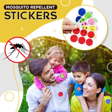 Load image into Gallery viewer, Cartoon Mosquito Repellent Stickers