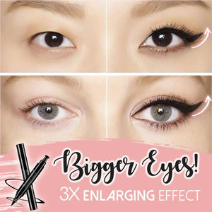 Winged Eyeliner Stamp