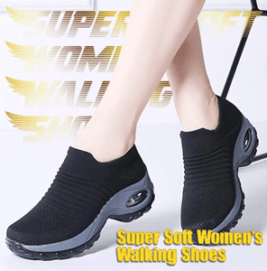 Only For You Super Soft Women's Walking Shoes - boutistore