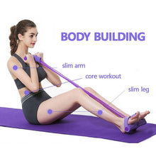 Load image into Gallery viewer, Yoga Strap Fitness Equipment for Body Workout Stretch Rope - iyougood